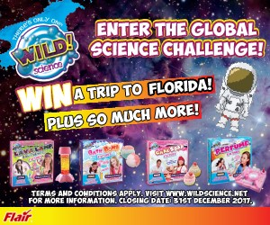 Win A Trip To Florida!