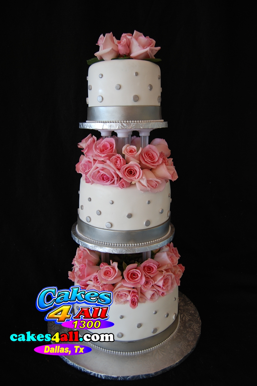 cakes 4 all in dallas wedding cakes dallas. Black Bedroom Furniture Sets. Home Design Ideas