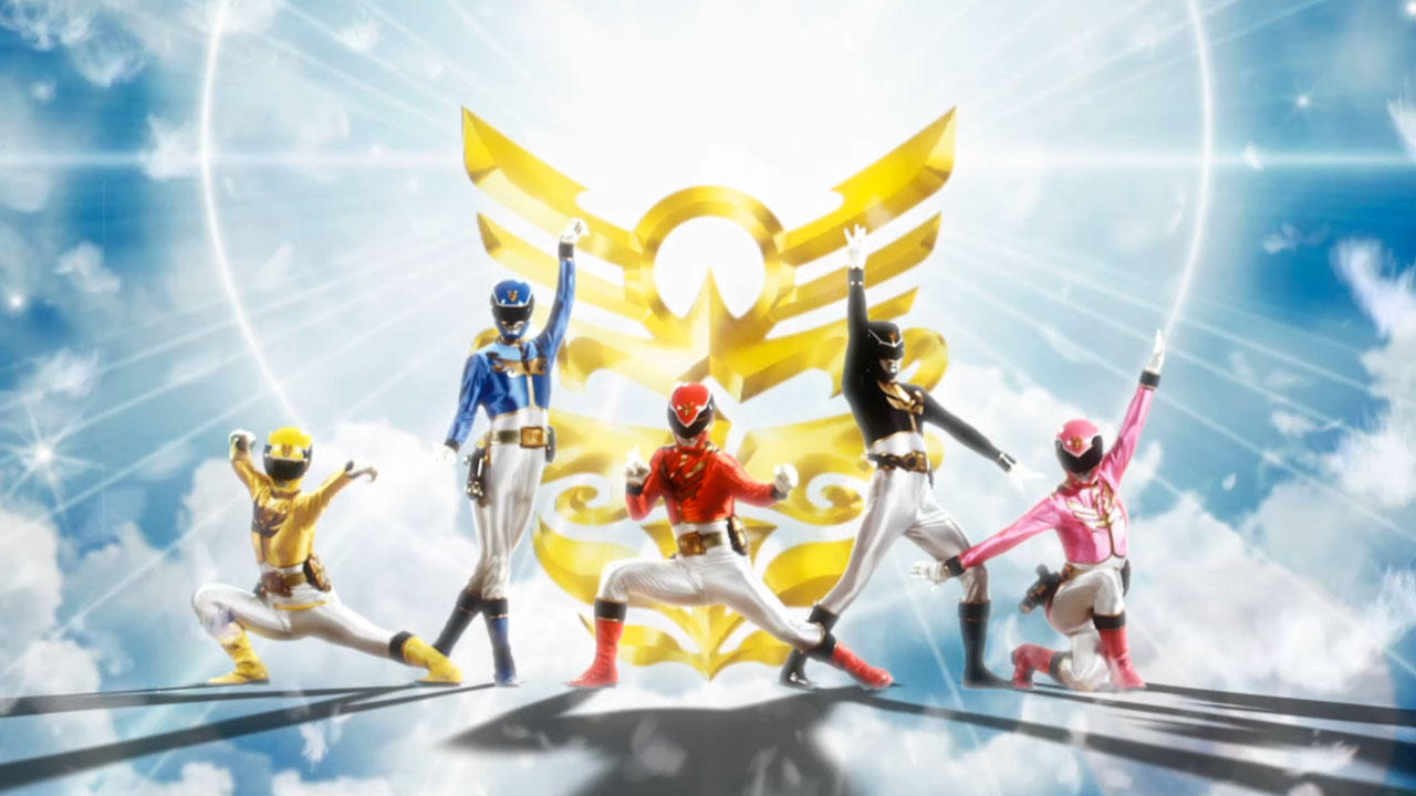 Watch Mighty Morphin Power Rangers S20E2 Online He Blasted Me With