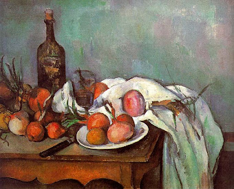 Óleo de Paul Cézanne