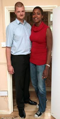 Suami Istri Pemilik Badan Tertinggi di Dunia