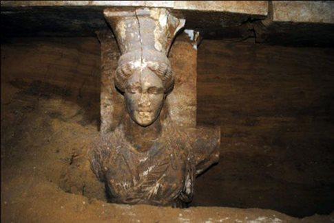 ΥΠΠΟ: Μέτρα προστασίας του μνημείου στην Αμφίπολη