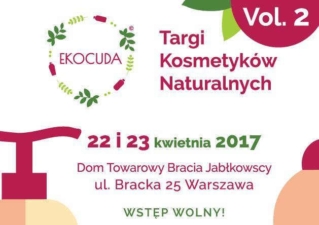Targi kosmetyków naturalnych EkoCuda