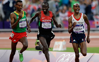 Dejen gebremeskel 5000m london 2012