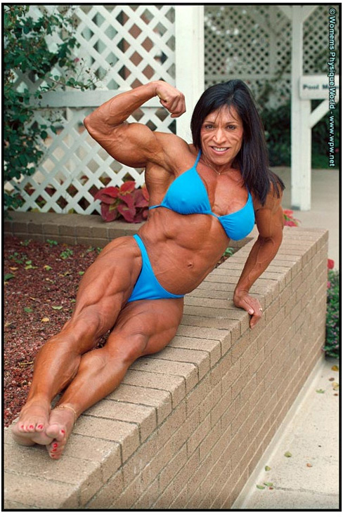 Robin Parker Female Muscle Bodybuilding Blog WPWMAX