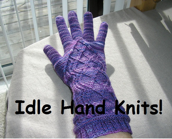 Idle hands knits