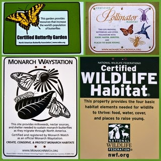 Southern Meadows is a certified habitat
