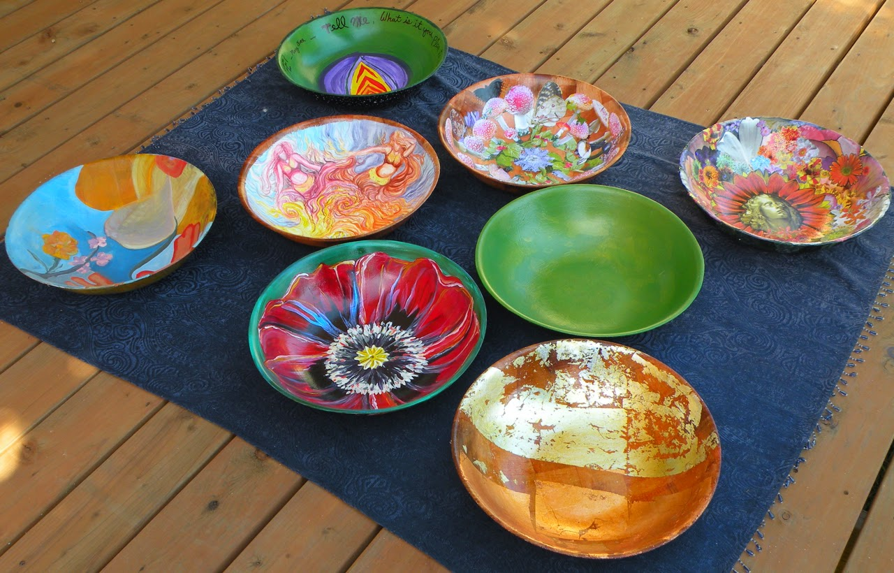 Animas Ceremony: Offering Art Bowls