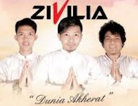 lirik lagu chord kunci gitar dunia akhirat Zivillia
