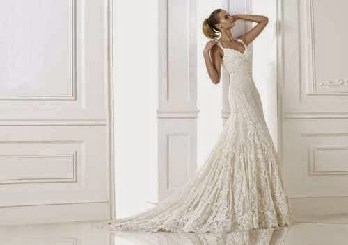 Wedding Dresses 2015 Collection By Atelier Pronovias Barcelona