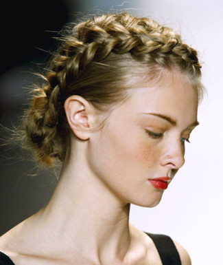 Fashion Hairstyles: Hairstyles For Braided Hair - Braided ...