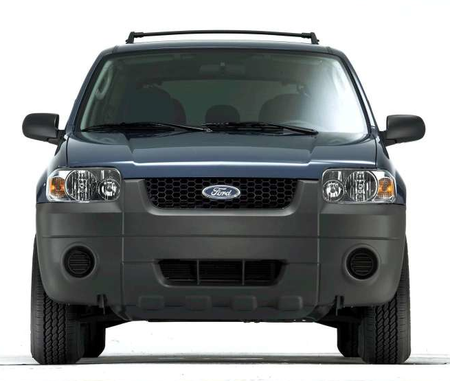 2013 Ford Escape vs 20012012 Ford Escape Image Comparison