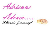 Adrienne Adore's Massive Giveaway!