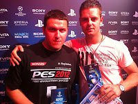 Mike Linden - PES 2012 Champions League Festival [3]