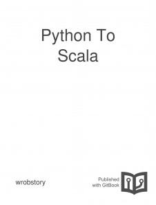 Python To Scala