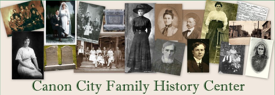 Friends of Canon City Family History Center
