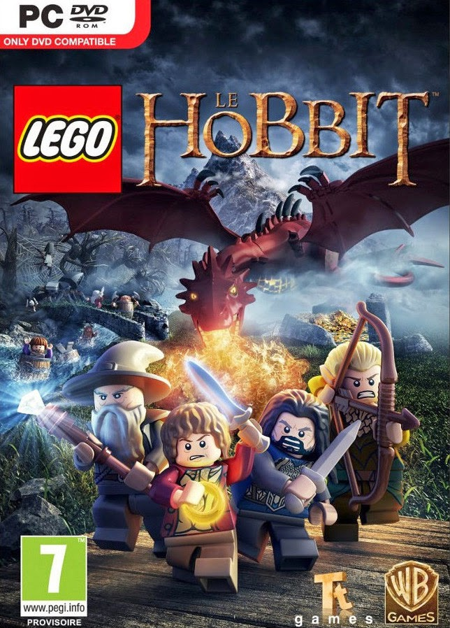 EP7VDAp Download   Jogo LEGO The Hobbit RELOADED PC (2014)