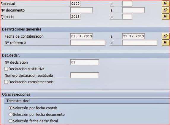 Programa RFIDESM347 campos de selección