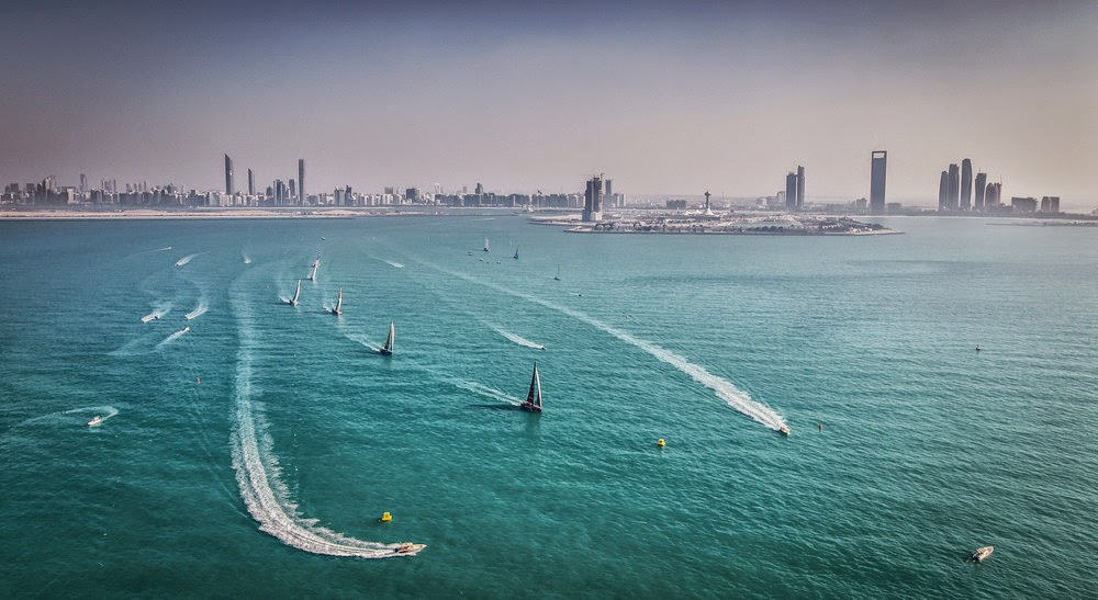 Demain cap sur Sanya pour la Volvo Ocean Race !
