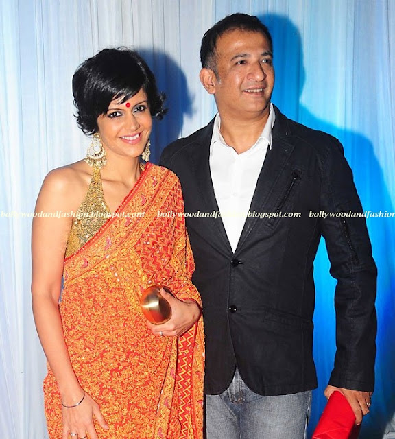 Mandira bedi - Esha's wedding