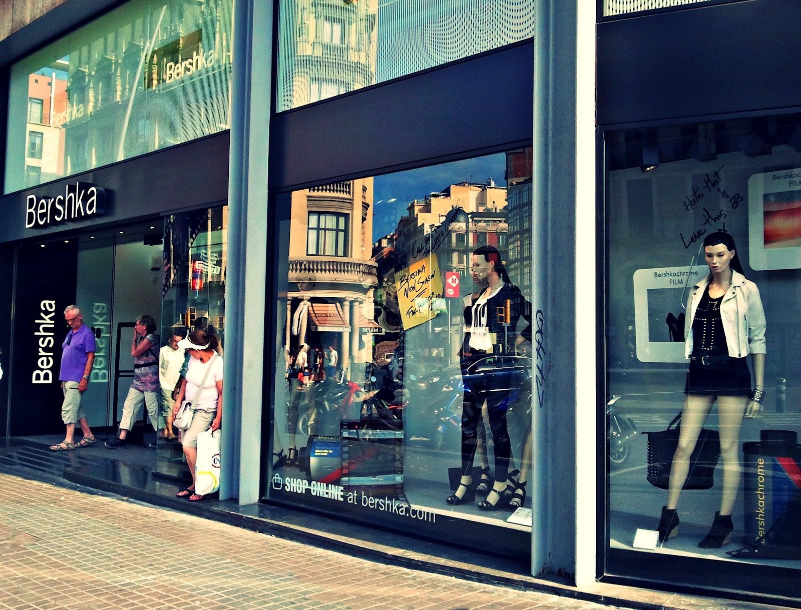 Barcelona rutas de la moda parte vi asesorando ando - Oficinas pelayo barcelona ...
