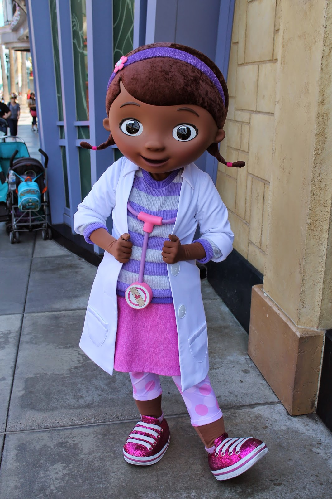 Doc McStuffins at Disney Character Central