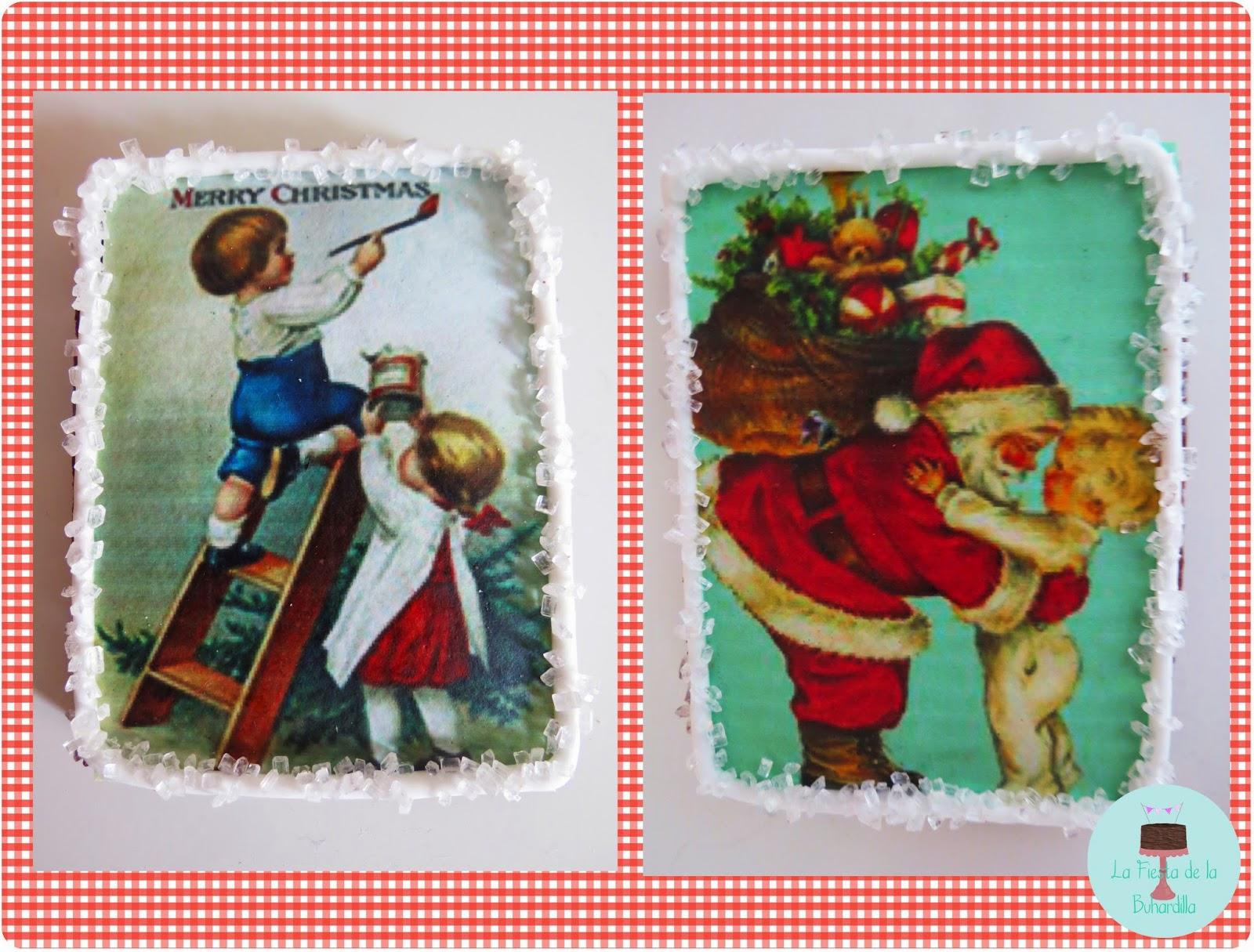 galletas navidad vintage