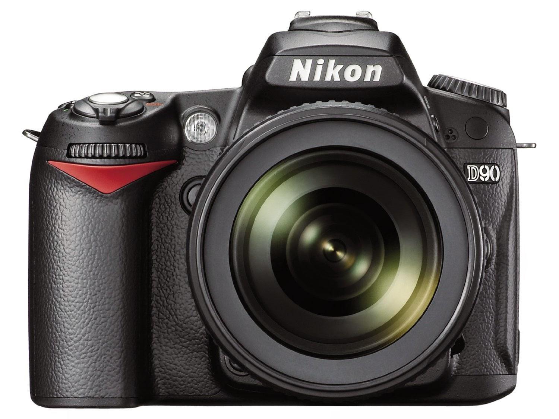 Nikon D90 12.3MP DX-Format CMOS Digital SLR Camera with 18-105 mm f/3.5-5.6G ED AF-S VR DX Nikkor Zoom Lens Discount Price