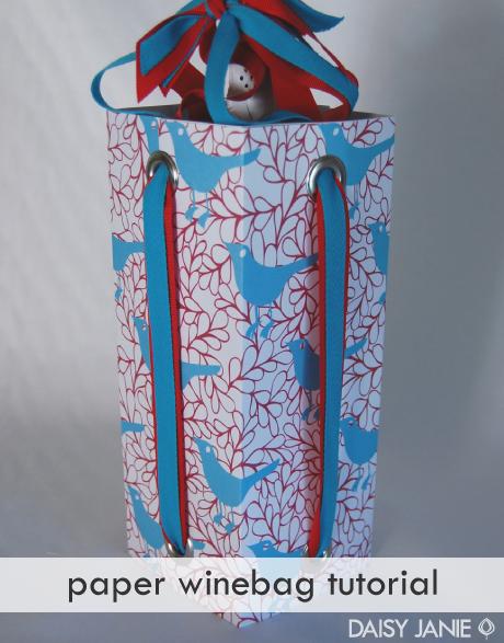Envolver botellas de forma original con Recicla Inventa