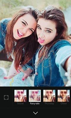 LINE brings B612 selfie camera app to Windows Phone