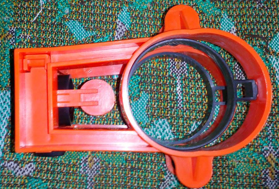 Шаблон для врезки дверных ручек