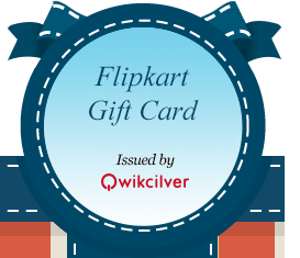 (Last Day) {Axis Debit & Credit Cards} Flipkart Gift Vouchers  10% off on Rs. 4999 : BuyToEarn
