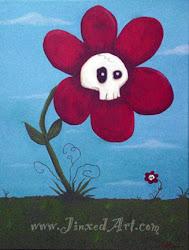 La flor de la muerte
