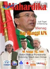 Majalah gema Mahardika Juli-agust 2012