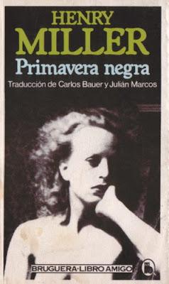 Descarga: Henry Miller - Primavera negra