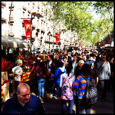 La Rambla Sant Jordi 