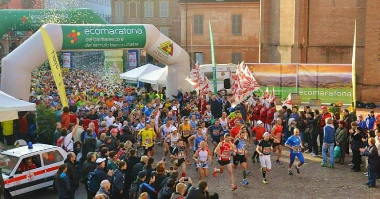 eco maratona ad alba domenica 2 novembre 2014