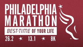 Philadelphia Marathon logo