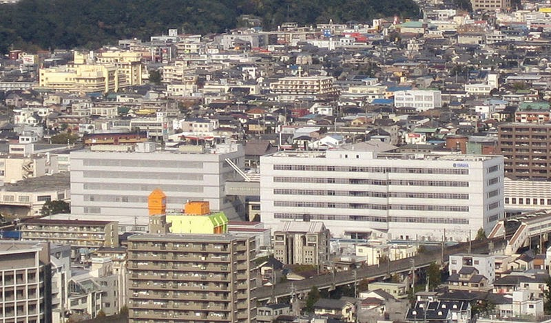 Alla scoperta dei grandi costruttori yamaha ducatista for Yamaha headquarters usa