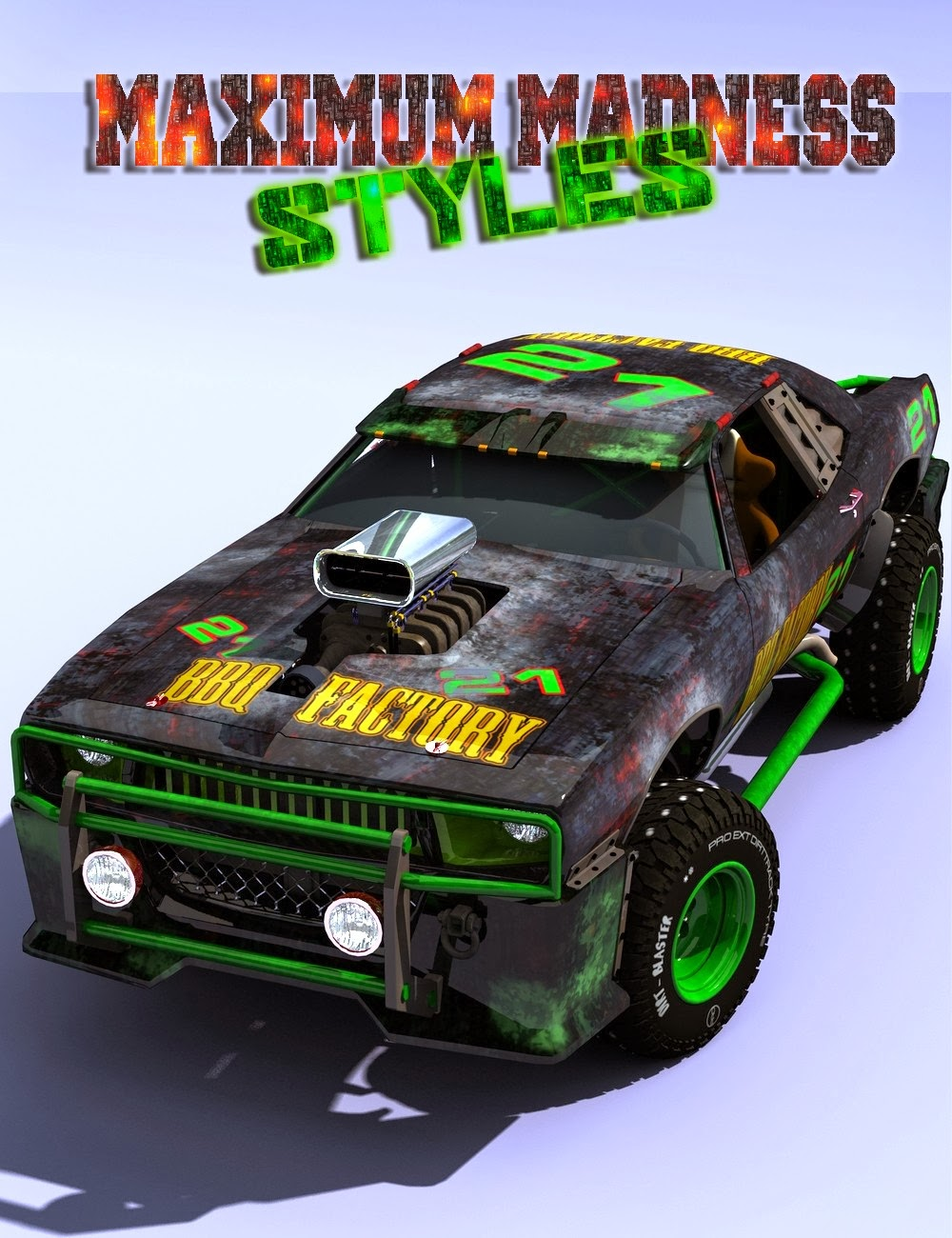Styles Madness Maximum