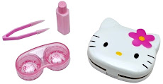 HELLO KITTY TRAVEL KIT