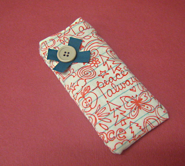 funda movil, con ideas y a lo loco, infantil