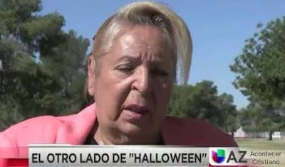 lado oculto Halloween