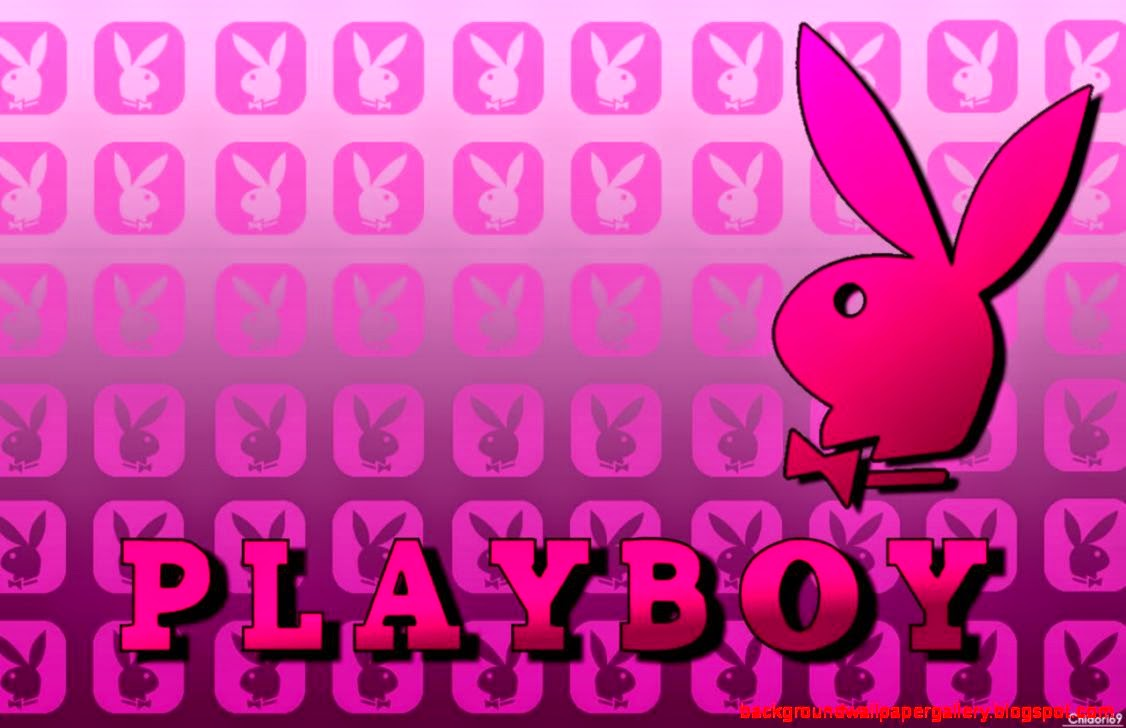 Brand logo playboy wallpapers hd background wallpaper gallery view original size voltagebd Choice Image