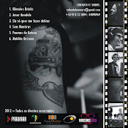 Simultaneamente à gravação do EP, foi realizado um documentário sobre os . (contra capa ep veludo branco sem mentiras)