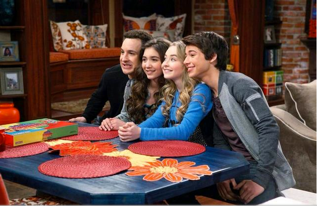 Girl Meets World - Girl Meets Game Night - Review