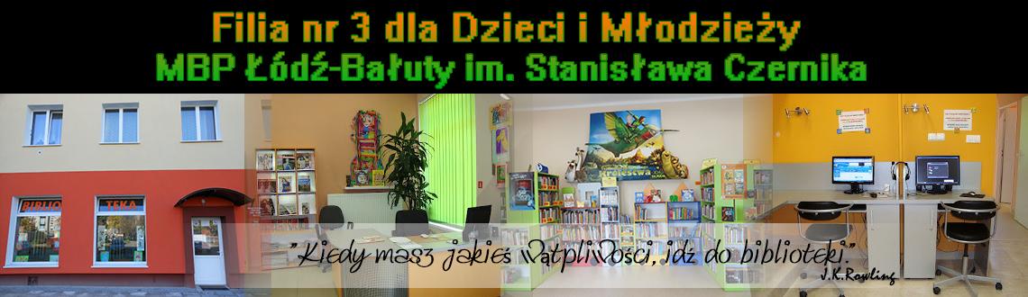 Filia Nr 3 dla Dzieci i Młodzieży ul. Osiedlowa 6