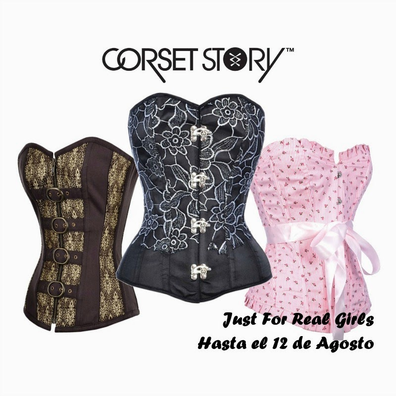 SORTEO DE JUST FOR REAL GIRLS