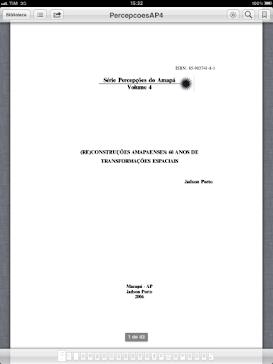 Percepções do Amapá - Volume 4