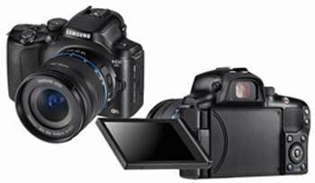 Harga Kamera Samsung NX20